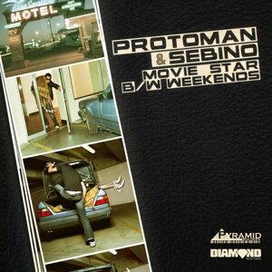 Protoman & Sebino Foto artis