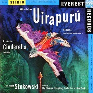Stadium Symphony Orchestra of New York & Leopold Stokowski Foto artis