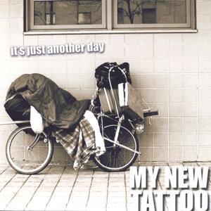 My New Tattoo Foto artis