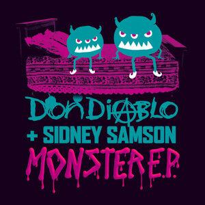 Don Diablo & Sidney Samson Foto artis