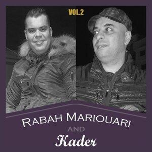 Rabah Mariouari, Kader Foto artis