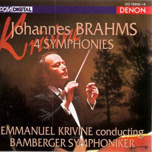 Emmanuel Krivine [Artist], Bamberger Symphoniker [Artist] Foto artis