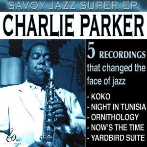 "Charlie ""Bird"" Parker Foto artis"
