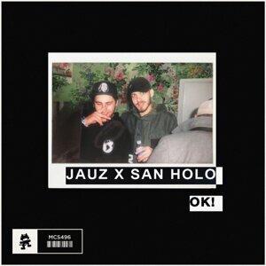 Jauz, San Holo Foto artis