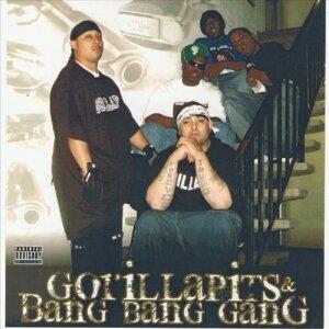 Gorillapits Bang Bang Gang Foto artis
