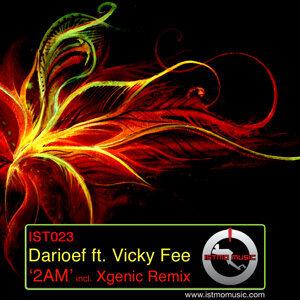 Darioef ft Vicky Fee Foto artis