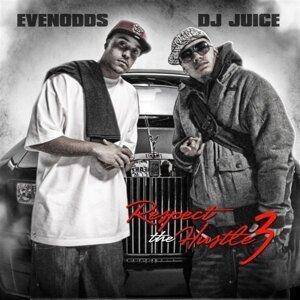 Evenodds, DJ Juice Foto artis