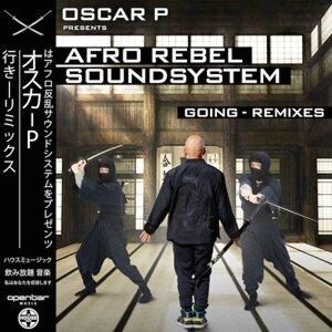 Oscar P, Afro Rebel Sound System Foto artis