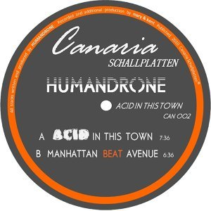 Humandrone 歌手頭像
