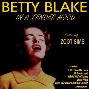 Betty Blake feat. Zoot Sims 歌手頭像