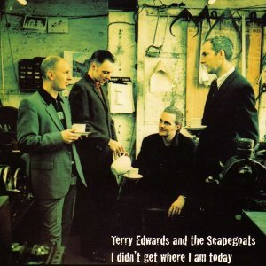 Terry Edwards and The Scapegoats 歌手頭像