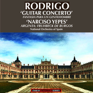 The National Orchestra of Spain  with Ataulfo Argenta  and  Rafael Fruhbeck De Burgos 歌手頭像