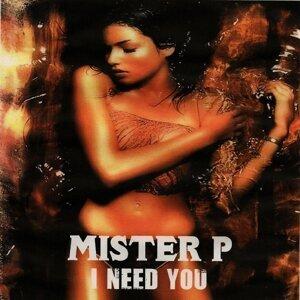 Mister P 歌手頭像