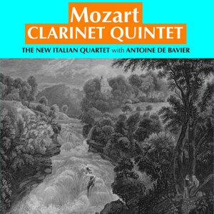 The New Italian Quartet with Antoine De Bavier (Clarinet)