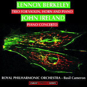 Royal Philharmonic Orchestra and Basil Cameron with Colin Horsley with Manoug Parikian/ and Dennis Brain 歌手頭像