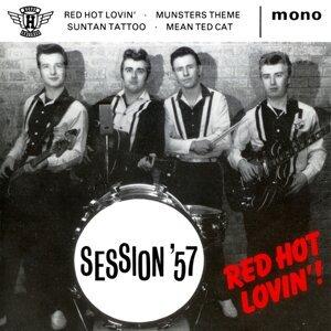 Session '57 歌手頭像