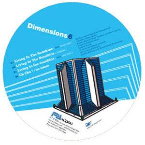 Dimensions 6 歌手頭像