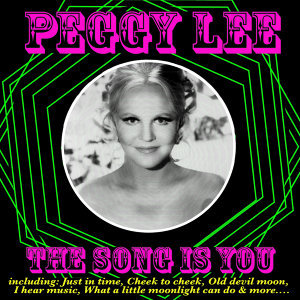 Peggy Lee and Nelson Riddle 歌手頭像