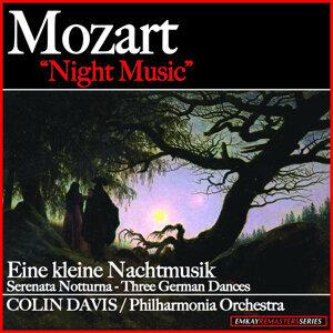 Colin Davis and Philharmonia Orchestra 歌手頭像