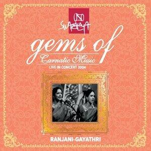 Ranjani - Gayathri 歌手頭像