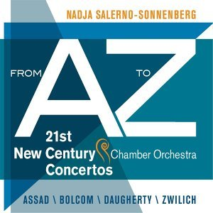 Nadja Salerno-Sonnenberg, New Century Chamber Orchestra 歌手頭像
