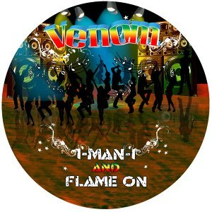 I-man-i, Flame On 歌手頭像