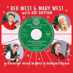 Red West, Mary West, Hot Rhythm 歌手頭像