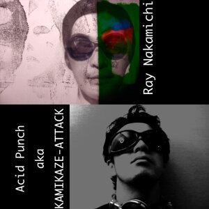 Ray Nakamichi & Kamikaze-Attack 歌手頭像
