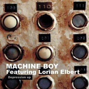 Machine Boy feat. Lorian Elbert 歌手頭像