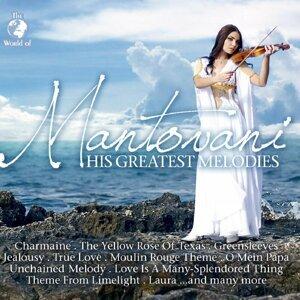 Mantovani Orchestra, The 歌手頭像