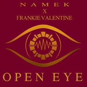 Namek, Frankie Valentine 歌手頭像
