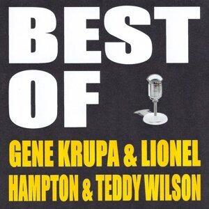 Gene Krupa, Lionel Hampton, Teddy Wilson 歌手頭像