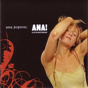 Ana Popovic 歌手頭像