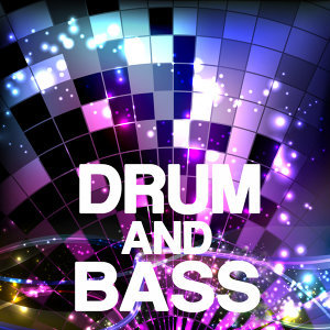 Drum and Bass Party DJ