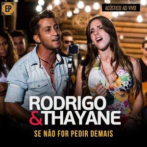 Rodrigo e Thayane 歌手頭像
