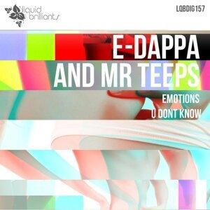 E-Dappa, MR Teeps 歌手頭像