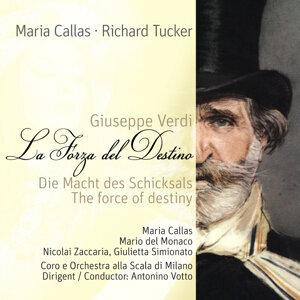 Maria Callas / Giuseppe Verdi, Verdi, Maria Callas 歌手頭像