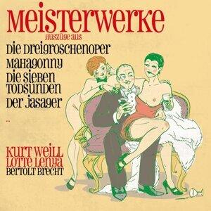 Lotte Lenya/Kurt Weill/ Bertolt Brecht, Lotte Lenya & Orch., Kurt Weill/bertolt Brecht... 歌手頭像