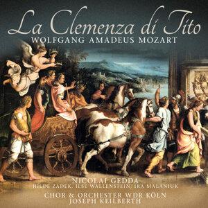 Wolfgang Amadeus Mozart / Joseph Keilberth / Nicolai Gedda 歌手頭像