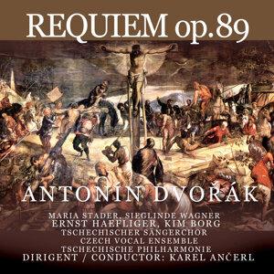 Antonin Dvorak,Karen Ancerl, Tschechische Philharmonie 歌手頭像