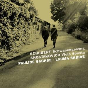 Pauline Sachse, Lauma Skride 歌手頭像