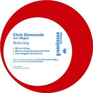 Chris Simmonds 歌手頭像