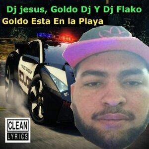 Dj Jesus, Flako Dj, Goldo Dj 歌手頭像