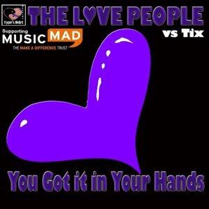 The Love People, Tix 歌手頭像