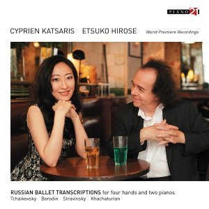 Cyprien Katsaris, Etsuko Hirose 歌手頭像