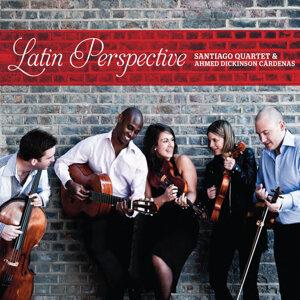 Santiago Quartet & Ahmed Dickinson Cardenas 歌手頭像