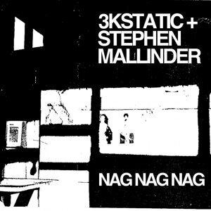 3kStatic, Stephen Mallinder 歌手頭像