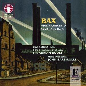 BBC Symphony Orchestra, Hallé Orchestra 歌手頭像