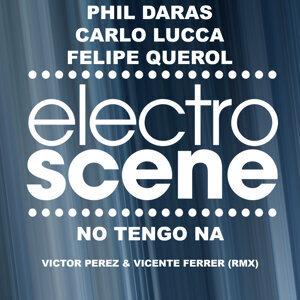 Phil Daras, Felipe Querol & Carlo Lucca 歌手頭像
