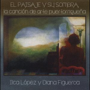 Ilca Lopez, Diana Figueroa 歌手頭像